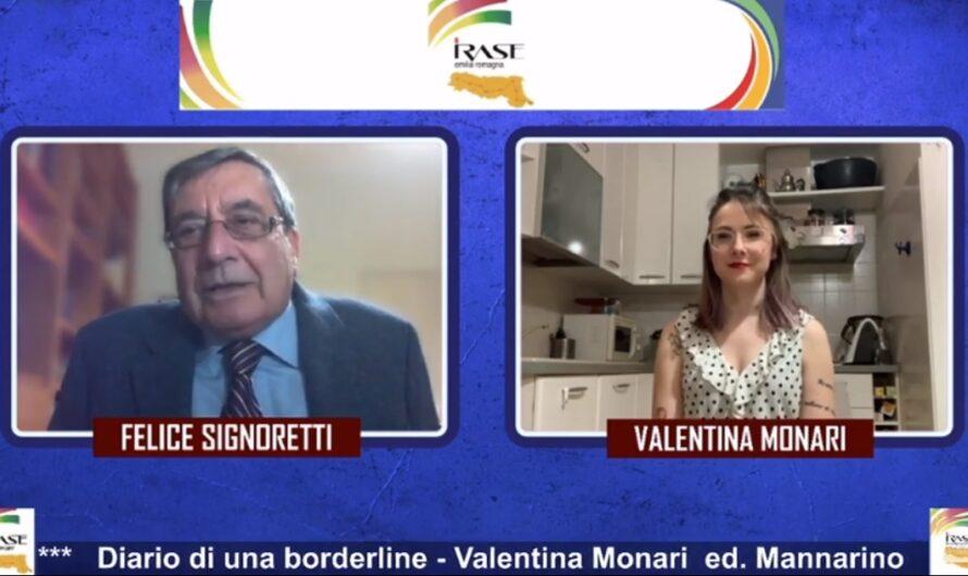 Intervista all'autrice Valentina Monari